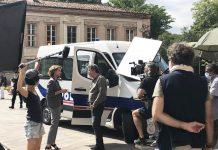 """""""Meurtre à Toulouse"""", en tournage actuellement dans la Ville rose"""