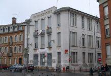 La bourse du travail à Toulouse