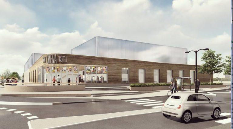 Colomiers se dote d'un nouveau cinéma en centre-ville