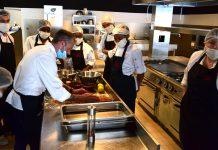 Cuisine mode emplois formation