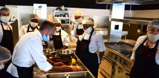 Cuisine mode emplois formation