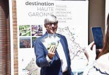 Didier Cujives présente le plan de relance du Comité départemental du tourisme de Haute-Garonne © Nicolas Belaubre / JT