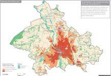 Les îlots de chaleur de Toulouse métropole