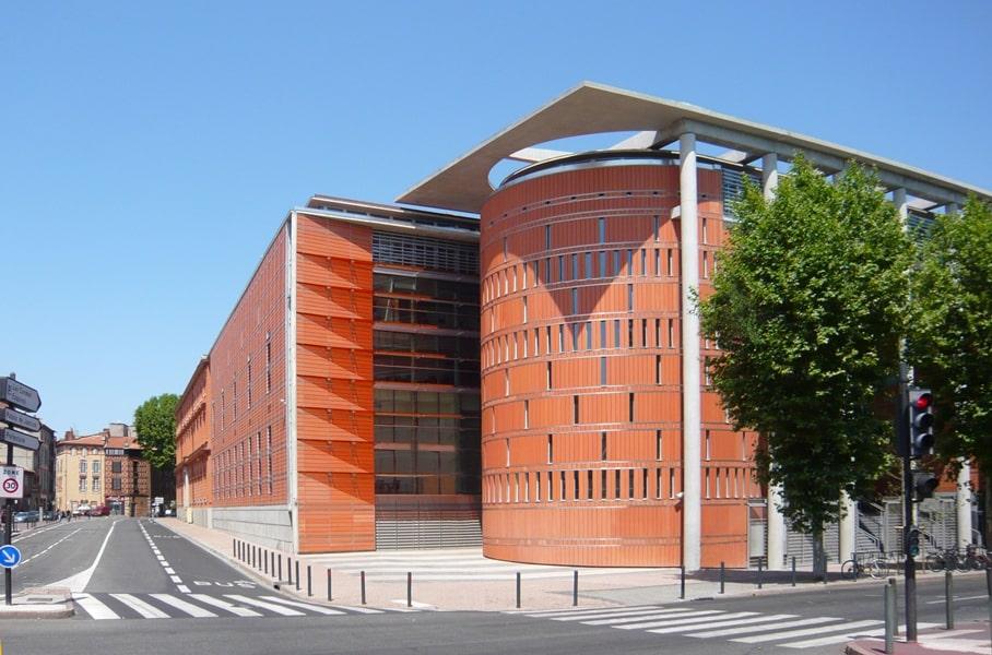 palais de justice Toulouse
