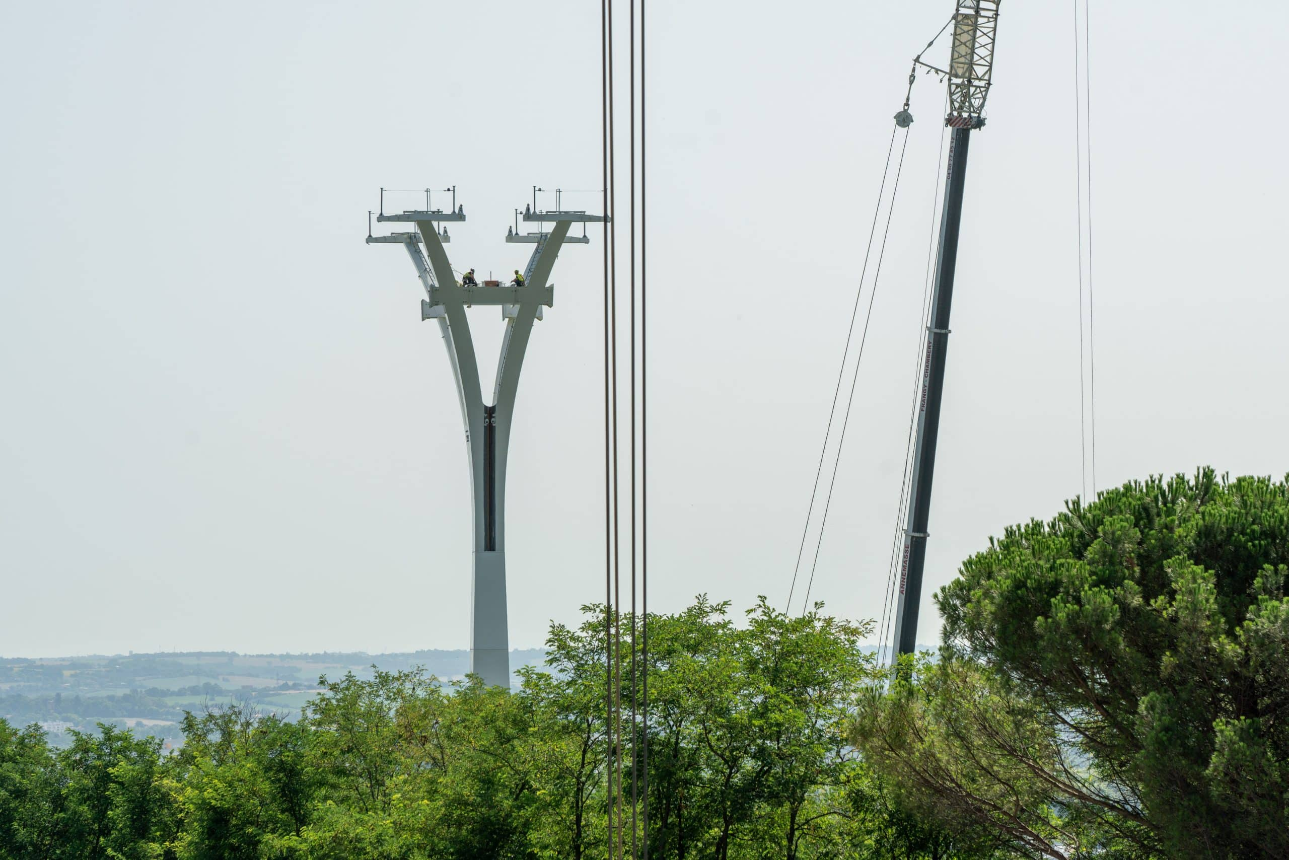 pylone teleo tisseo