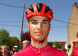 Anthony Perez Tour de France Toulouse