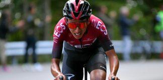Egan Bernal remporte la Route d'Occitanie 2020©Ineos
