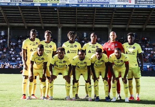 Le TFC fait match nul contre les Girondins de Bordeaux ©TFC