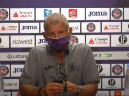 Patrice Garande TFC Grenoble