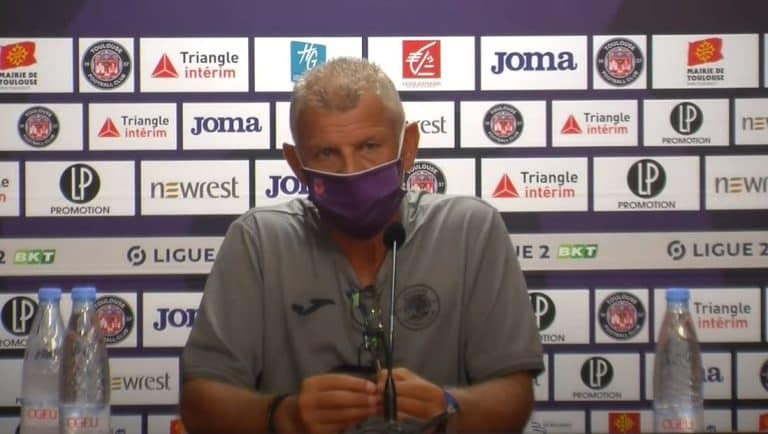 Patrice Garande avant Clermont-TFC : « Maintenant, il faut prendre des points »