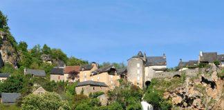 Salles-la-Sources, Aveyron © P. Thébault - Tourisme Occitanie