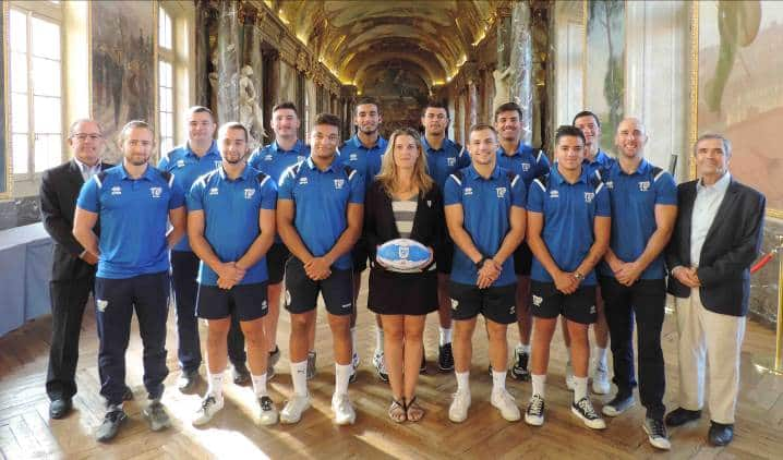 centre formation TO XIII rugby capitole