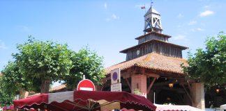 Photo du marché de producteurs à Grenade Haute-Garonne