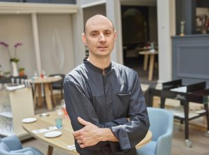 Stephane Tournié Jardins de l'Opéra
