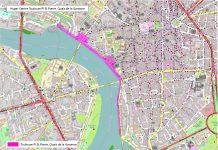 Les zones où le port du masque est désormais obligatoire à Toulouse