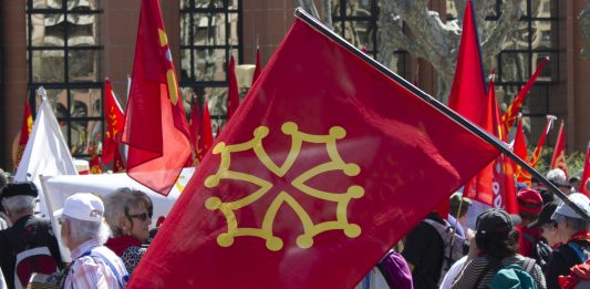 Manifestation langue occitane