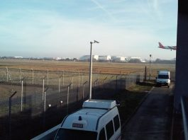 Centre de rétention Cornebarrieu