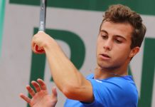 Hugo Gaston se qualifie pour le troisième tour de Roland Garros © si.robi CC BY-SA 2.0