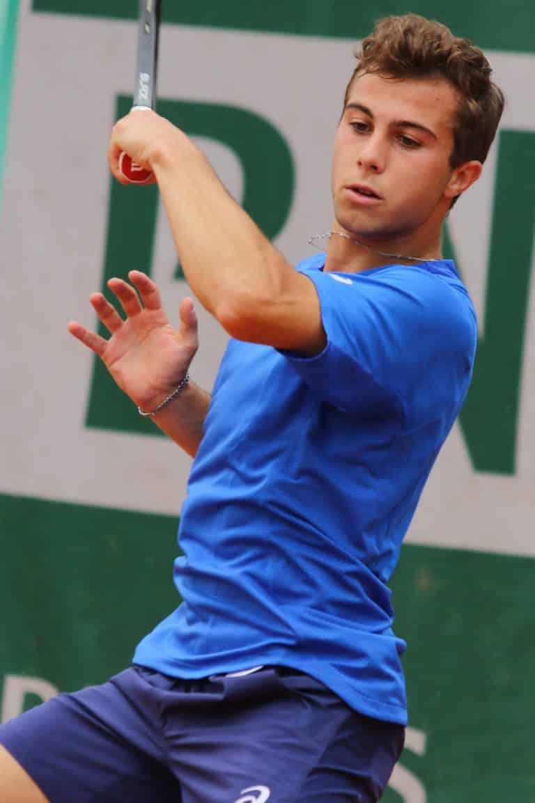 La fin de l'épopée Hugo Gaston à Roland-Garros