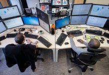 La centre parisien de cyberdéfense de l'ANSSI ©Patrick Gaillardin