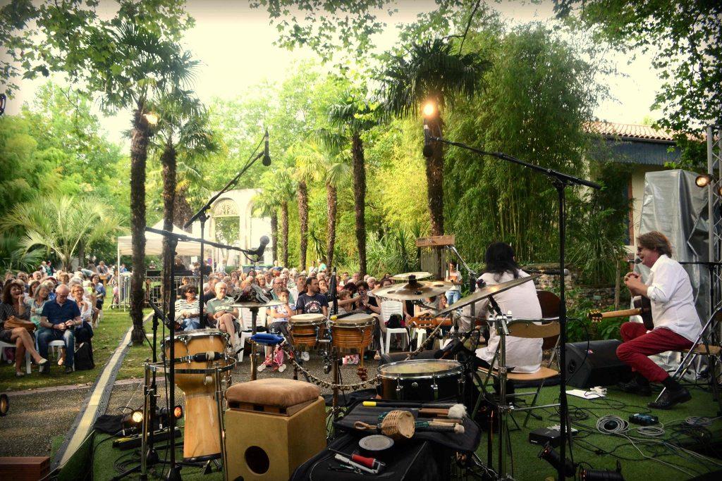 Le jardin musical du Musée Georges Labit @MuséeGeorgesLabit
