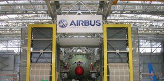 Airbus économie Occitanie aéronautique