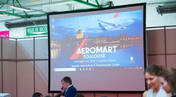 Aeromart aéronautique Toulouse