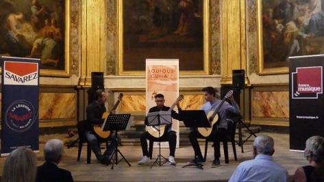 L'association Toulouse guitare propose une série de concerts