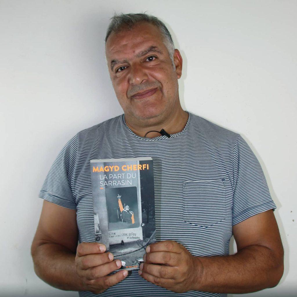 Magyd Cherfi la part du sarrasin roman