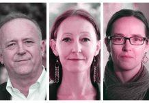 Marc Péré, Caroline Honvault et Hélène Cabannes Archipel Citoyen