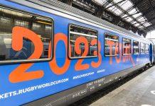 La coupe du monde de rugby 2023 à Toulouse aura des accents nippons ©DR