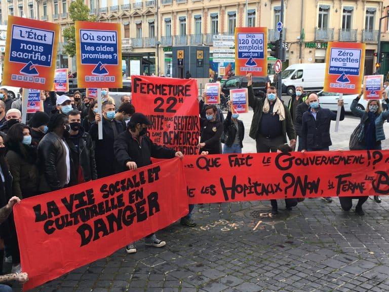 Déconfinement: les restaurateurs et hôteliers de Haute-Garonne ne décolèrent pas