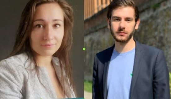 Alice Assier et Hugo Petrachi, désignés chefs de file de Génération.s pour les élections régionales 2021 en Occitanie