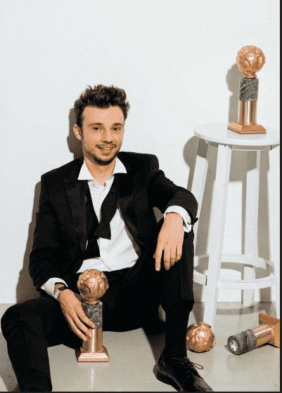 Tom Villa à la Comédie de Toulouse le 7 novembre