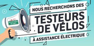 Des vélos électriques gratuitement mis à disposition des habitants de Saint-Girons et de ses environs, en Ariège @Parc naturel des Pyrénées ariégeoises