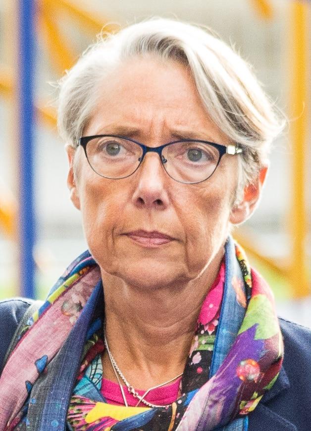 Elisabeth Borne a détaillé les mesures sur l'organisation du travail durant le reconfinement ©Estonian Presidency