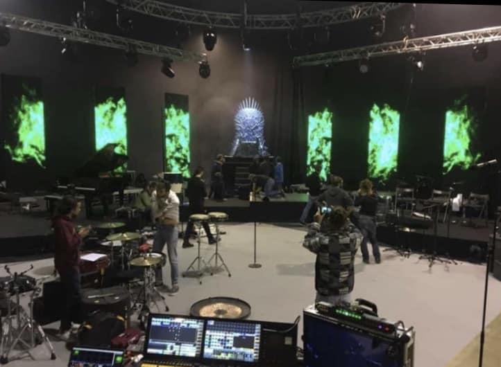 Le Neko Light Orchestra propose un concert directement chez vous