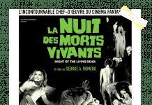 La nuit des morts vivants, de George A. Romero