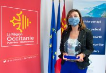 Présidente de la région Occitanie, Carole Delga prend la tête de l'Eurorégion Pyréneées Méditérranée ©Région Occitanie