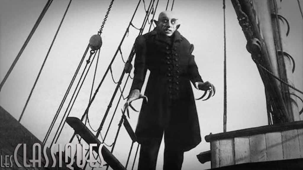 Nosferatu le vampire, de Friedrich Wilhelm Murnau