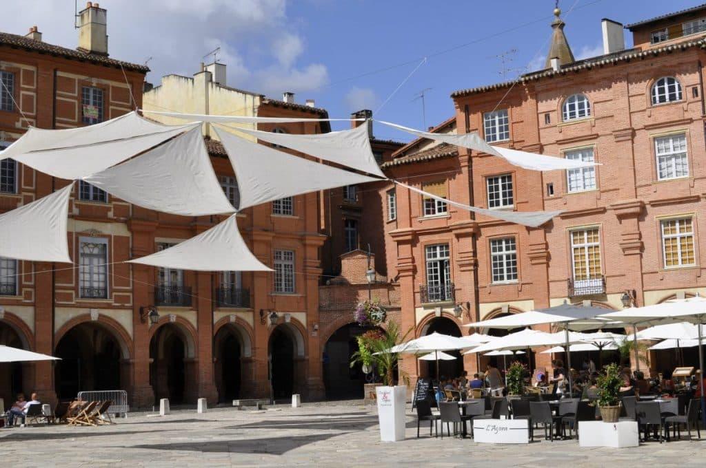 Pour soutenir les commerçants, la Ville de Montauban débloque une aide de 1 million d'euros ©René Crapoulet