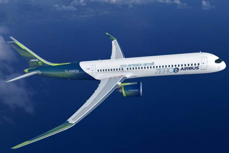 Pour ces scientifiques toulousains, l'avion à hydrogène d'Airbus ne sera pas vraiment vert