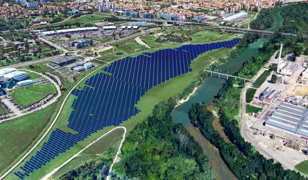urbasolar centrale solaire photovoltaïque