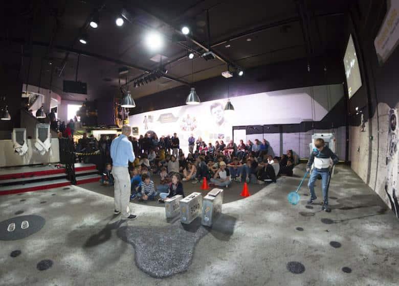 cite-de-l-espace---Exposition-Lune--Episode-II idées sorties Toussaint Toulouse