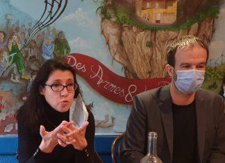 Myriam Martin emmènera aux Régionales 2021 la liste Occitanie Populaire, qui regroupe les principaux partis de gauche © NB / JT