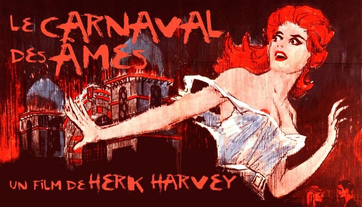 Le carnaval des âmes de Herk Harvey