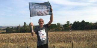 Fabien Debaucheron course sans-abri Toulouse