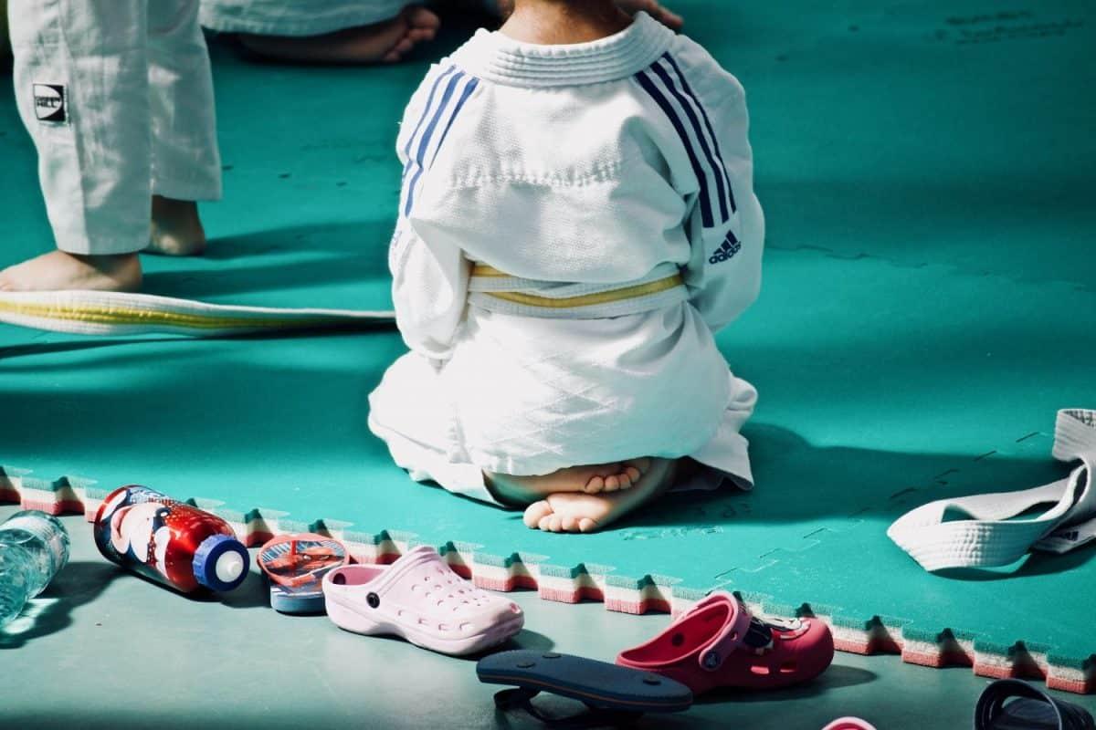Illustration judo