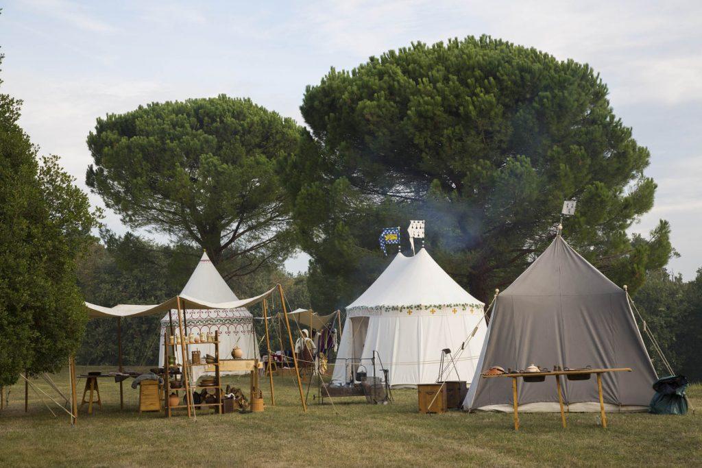 médiévales chateau merville © Chateau Merville