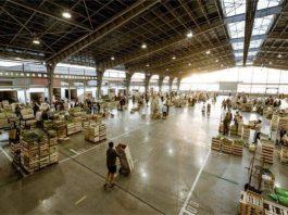 Marché intérêt national Toulouse MIN